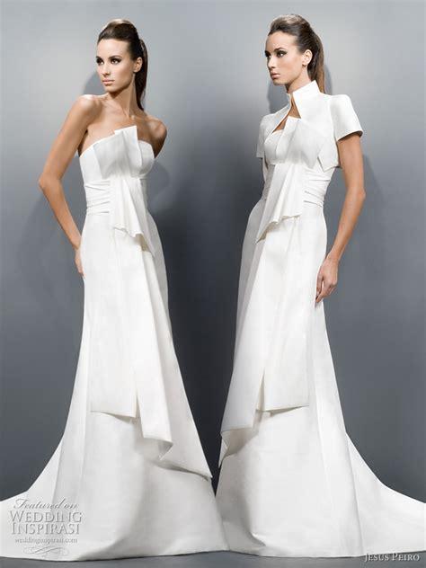 Origami Wedding Dress - jesus peiro wedding dresses 2011 collection wedding