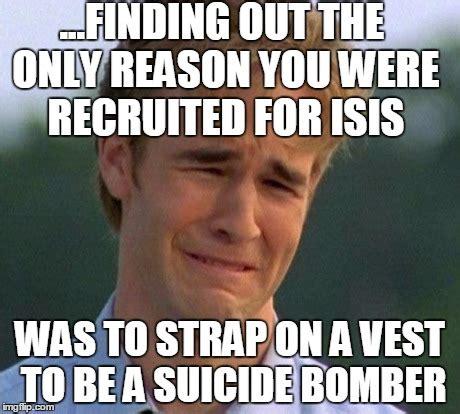 Strapon Meme - 1990s first world problems meme imgflip