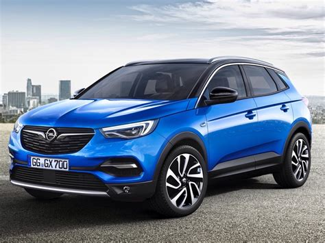 Opel Grandland X Debuts Coming To Uae Drive Arabia