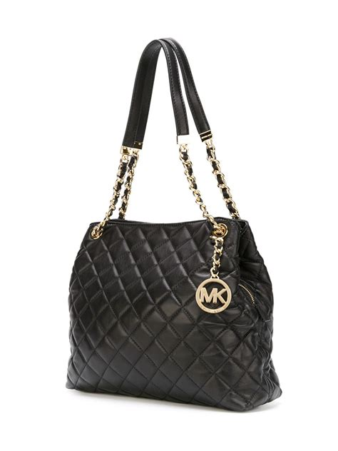 Michael Kors Susannah Quilted Bag by Michael Michael Kors Medium Susannah Quilted Tote In