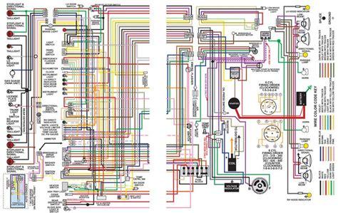 chrysler 300 c 1968 color wiring diagram all