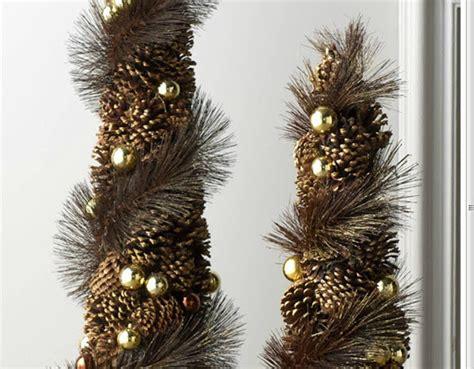 decorar con pi 241 as ideas para navidad diario artesanal