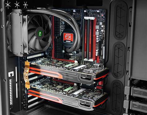 Pc Gaming Amd amd hd 7970 crossfirex pc build guide