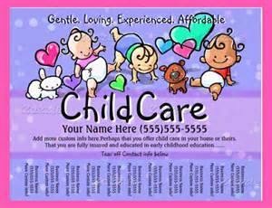 free babysitting flyer templates daycare flyer template 20 free documents in