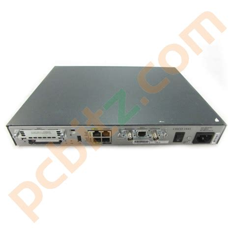 Router Cisco 1800 Series cisco 1800 series 1841 integrated services router hwic 3g hspa no antenna routers