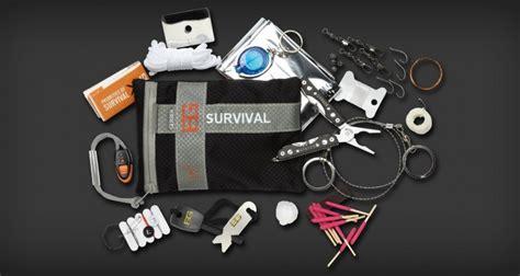 grylls survive kit de survie en for 202 t 13 objets absolument
