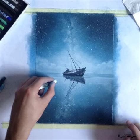 how to draw a boat with oil pastels best 25 pastel drawing ideas on pinterest oil pastel