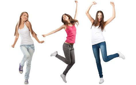 dance girl dance busting a move may lift teen girls mental health teen
