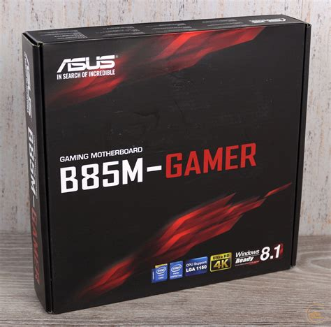 Motherboard Asus B85m Gamer motherboard asus b85m gamer review and testing gecid