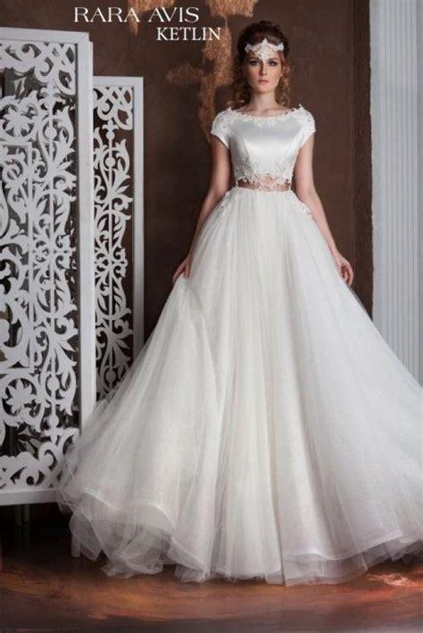 Simple Wedding Gown by Unique Wedding Gown Ketlin Simple Wedding Dress