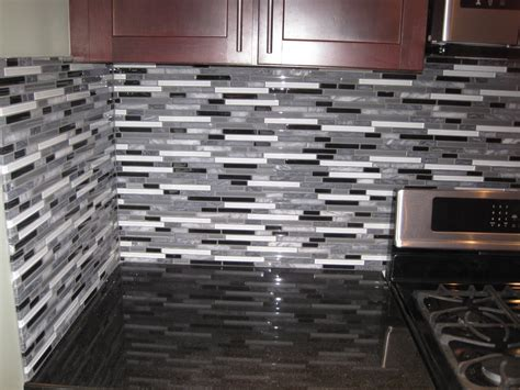 how to install glass mosaic tile backsplash in kitchen home design 85 outstanding glass tile backsplash ideass