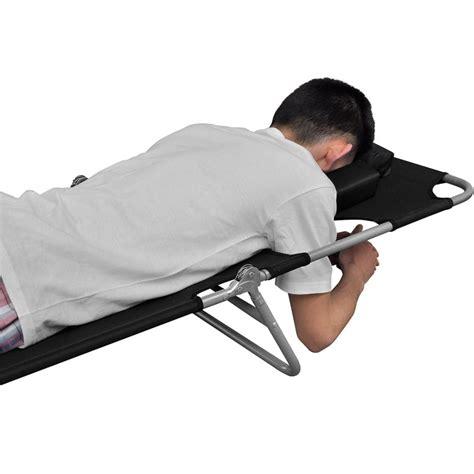 cuscini per lettini prendisole lettino prendisole pieghevole con cuscino e schienale