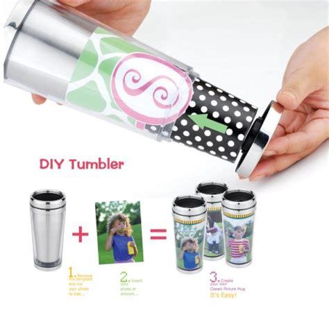 Tumbler Insert Paper Personalized do it yourself custom insert travel tumbler