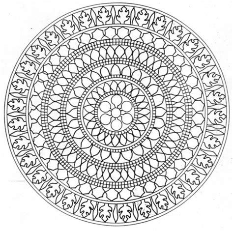 mandala coloring pages advanced level mandala coloring pages advanced level pict 92195