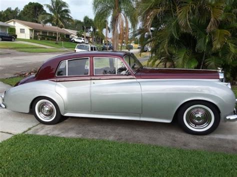 1960 bentley continental flying spur classic car by