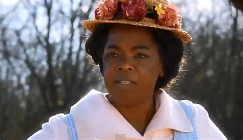 Oprah Winfreys The Color Purple Racial by The Gallery For Gt Oprah Winfrey The Color Purple