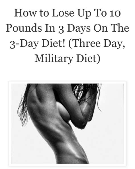 How To Lose A In 10 Days Shower by Lose 10 Pounds In 3 Days Trusper