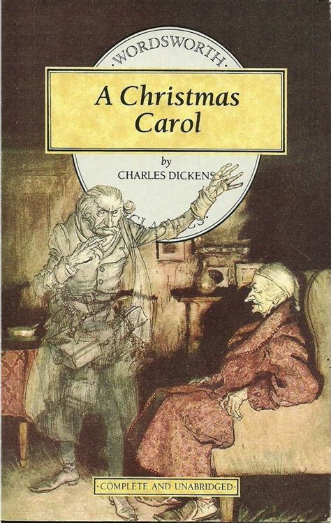 Charles Dickens A Carol by Charles Dickens Louiser89
