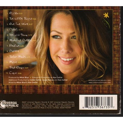 Cd Colbie Caillat Breakthrough coco by colbie caillat cd with grigo ref 117372853