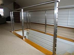 Cable Handrail Systems rainier stainless steel cable railing free estimate