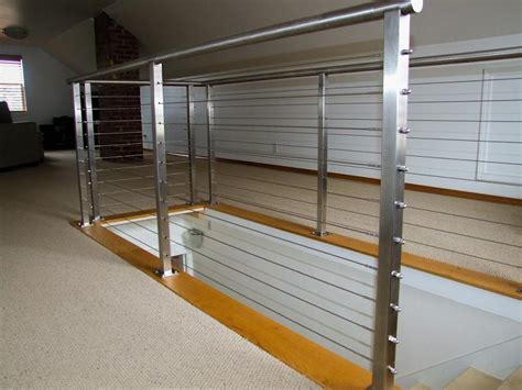 Wire Handrail Systems Rainier Stainless Steel Cable Railing Free Estimate