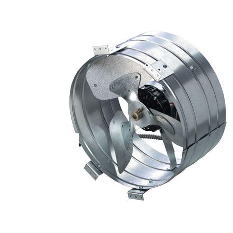 master flow attic fan motor master flow 1540 cfm power vent gable mount the home
