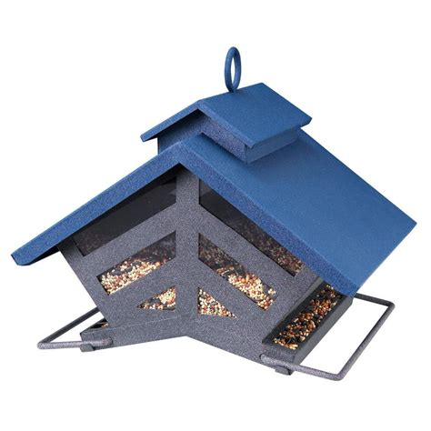 heritage farms chalet bird feeder 13985062 overstock