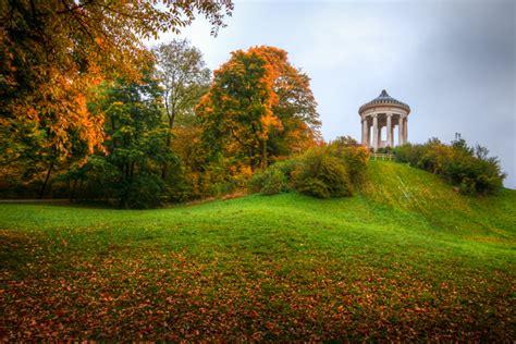Englischer Garten München Haltestelle by Munich Englischer Garten Monopteros By Alierturk On Deviantart