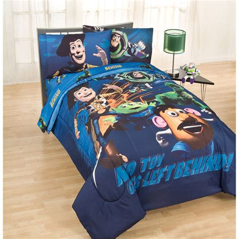toy story bedding twin disney toy story twin full size comforter walmart com