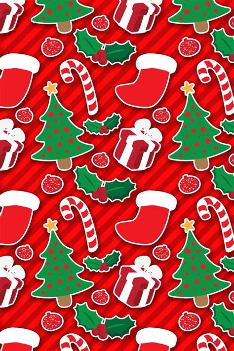 christmas pattern wallpaper iphone christmas wallpaper wallpapers pinterest papiers d