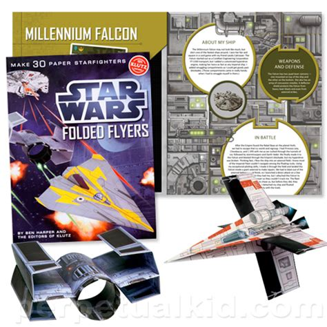 How To Make A Wars Paper Airplane - free shipping at perpetual kid we awesome
