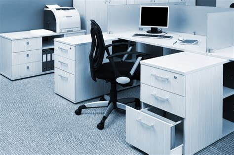 the office equipment business world