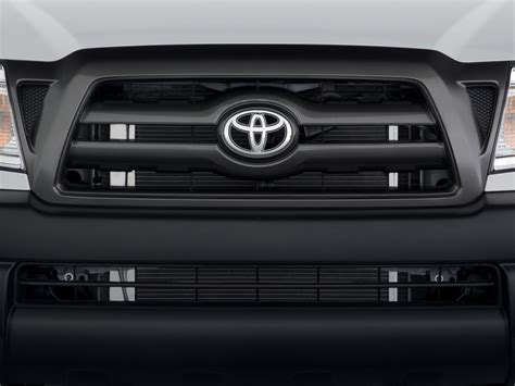 2009 Toyota Tacoma Grill 2009 Toyota Tacoma Reviews And Rating Motor Trend
