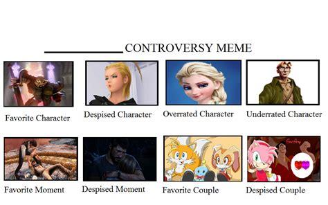 Controversial Memes - my controversy meme by nikolas 213 on deviantart