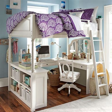 15 Best Ideas Of Bunk Bed With Desk Underneath Bunk Bed With Desk Underneath
