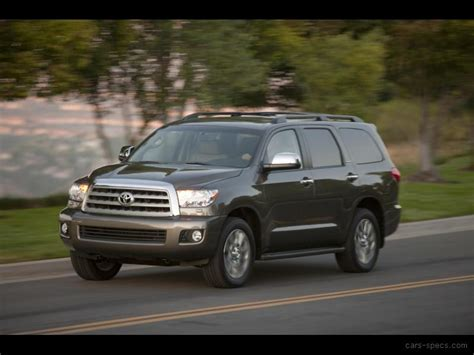 2006 Toyota Sequoia Towing Capacity 2012 Toyota Sequoia Suv Specifications Pictures Prices