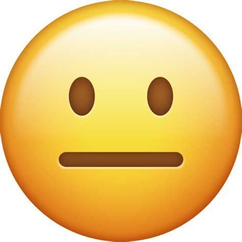 neutral emoji   iphone emojis emoji island