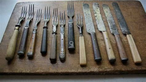 Kitchen Forks And Knives 17 Best Images About Primitive Kitchen On