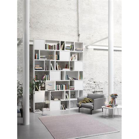 Muuto Stacked by Muuto Stacked Shelf Module Large White Design Shop
