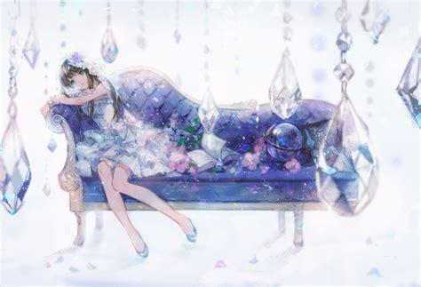 anime couch shibuya rin 1880492 zerochan