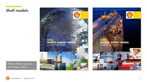 shell scenarios shell global royal dutch shell royal dutch shell plc rds a investor presentation
