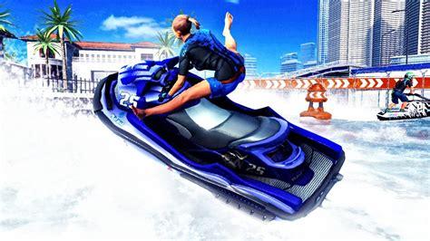 I Jet Ski Racing jet ski racing