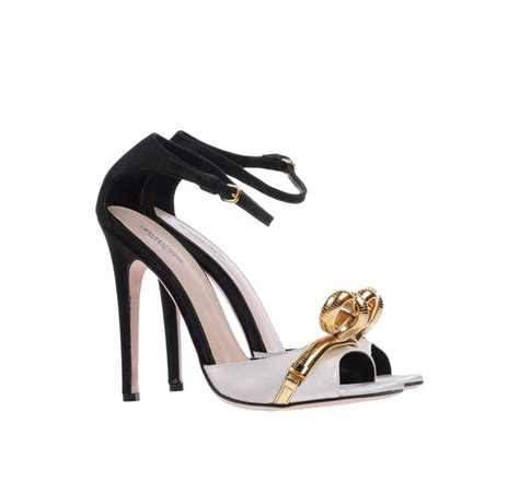 black and white sandals with heel sepatusekolah black and white sandals with heel images