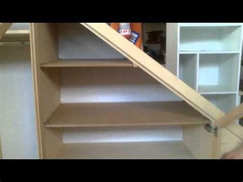 come fare un armadio in legno come fare un armadio sottoscala fai da te mania