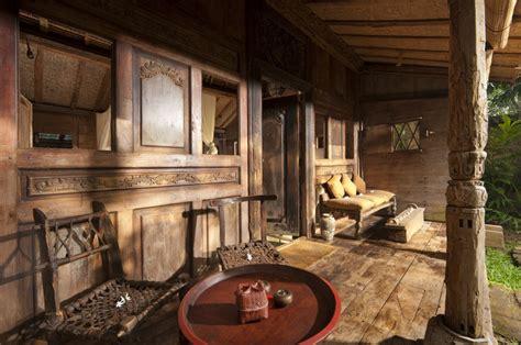 indonesia home decor udang house bambu indah