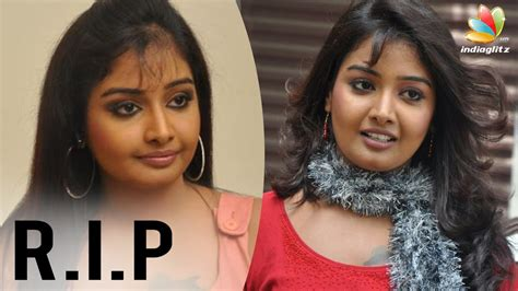 why are so many celebrities dying after chemotherapy tamil serial actress sabarna anand died youtube