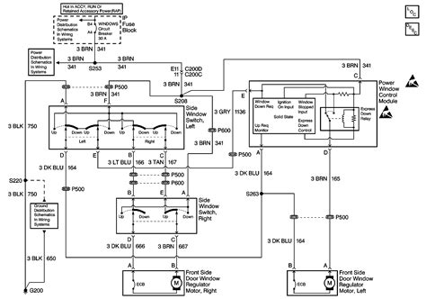 gm power window switch wiring diagram gm free engine