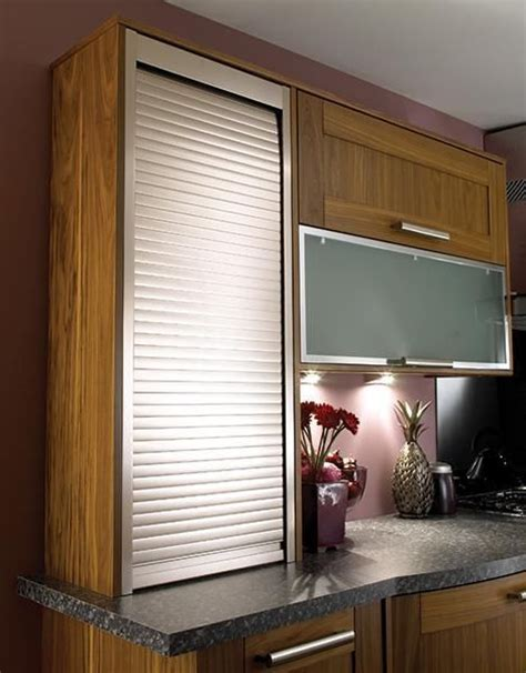 kitchen cabinet shutters door kits tambour and shutters on pinterest