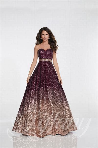 tiffany  prom dress prom gown