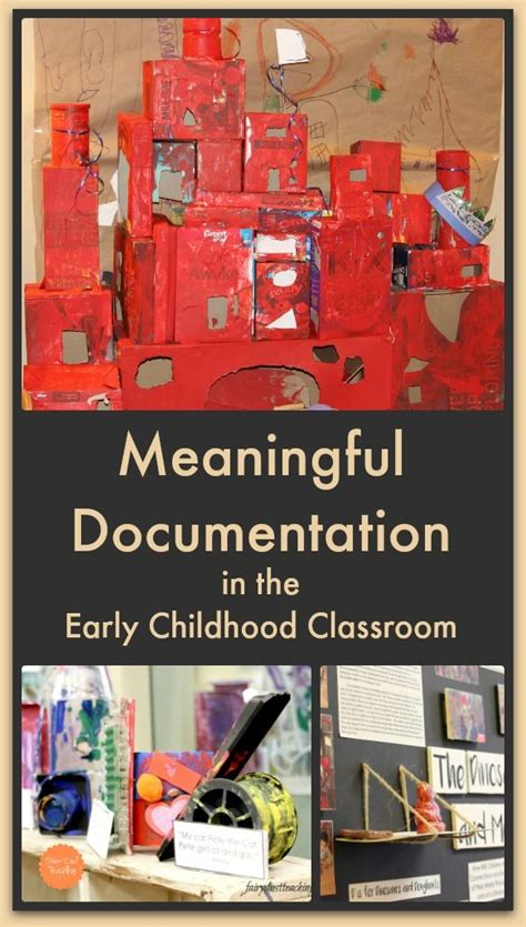 meaningful themes for stories 259 best ece documentation portfolio ideas images on